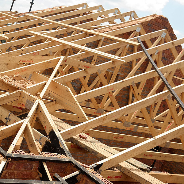 Quality Pine Roof Truss Design and Manufacture